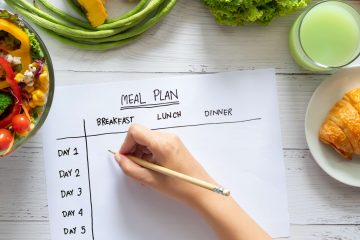 meal planning 4